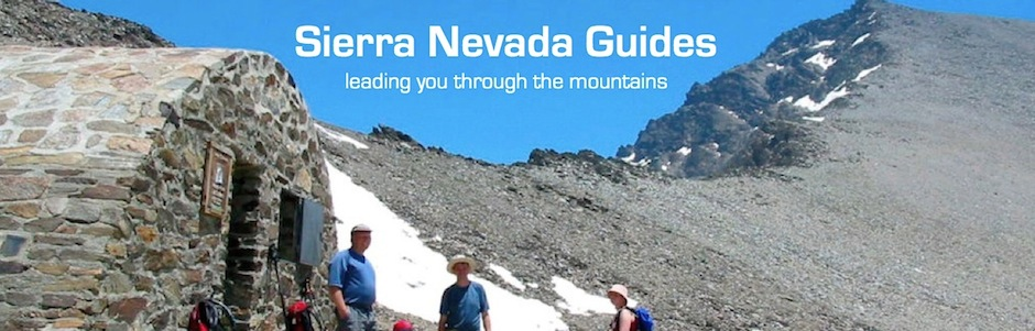 Sierra Nevada Guides; leading you through the mountains
