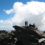 Summit of Mulhacen