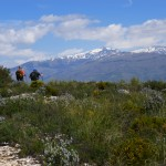 Walking in the foothills of the Sierra Nevada
