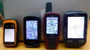 learn to use a GPS