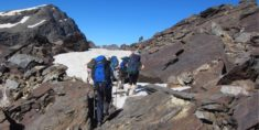 DofE Expeditions in the Sierra Nevada