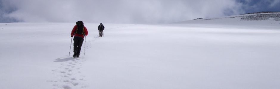 Snowshoe Sierra Nevada Mountains