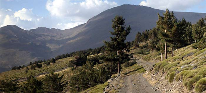 Climb Mulhacen in the Sierra Nevada Spain