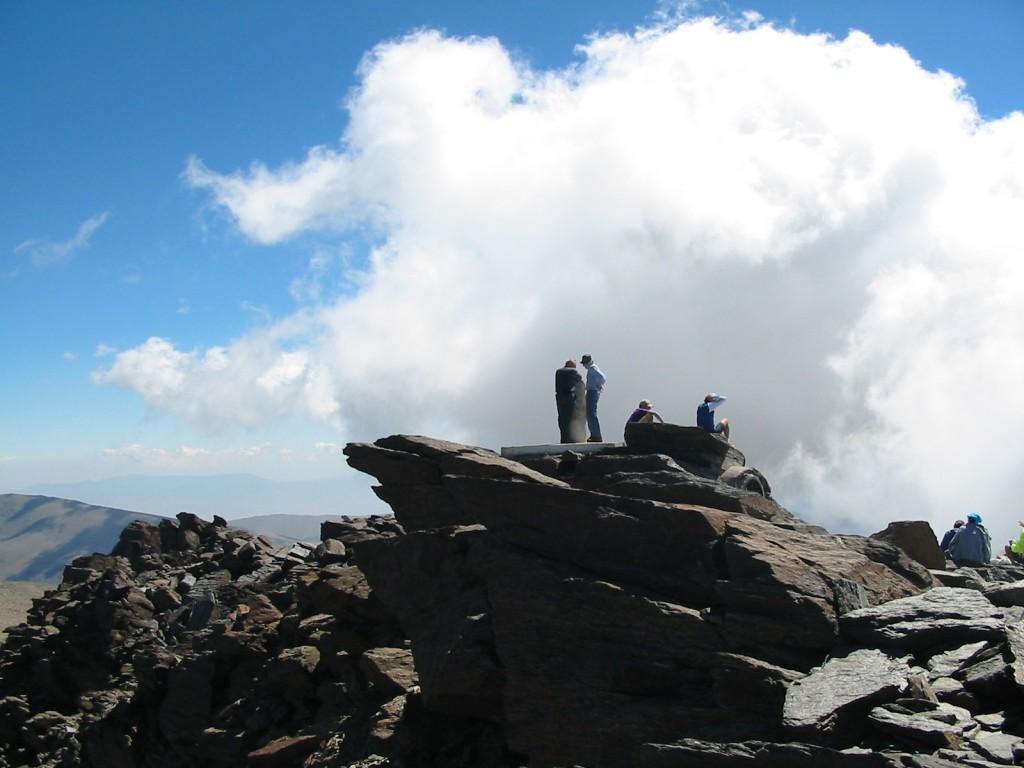 Summit of Mulhacen