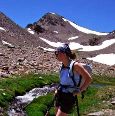 Guided walks in the Sierra Nevada Mountains