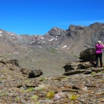 guided walk to Siete Lagunas